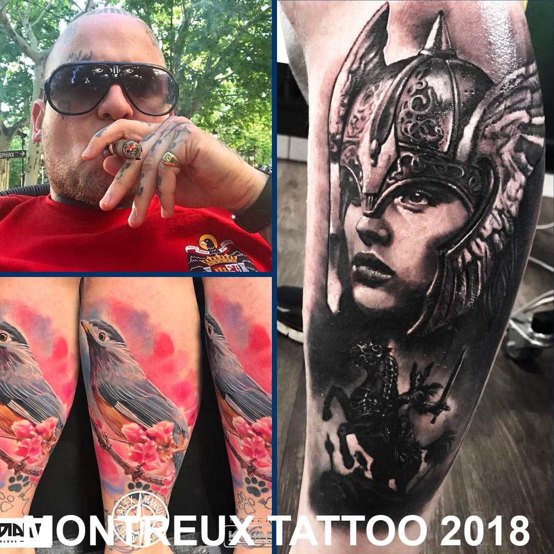 Sixth image of New Mexico Tattoo Covemtion 2019 with Artists 2018 | Montreux Tattoo Convention | International ...