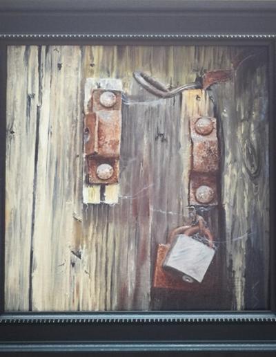 Find the key by KAri Barba