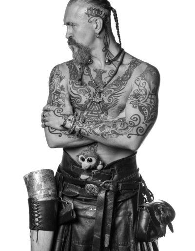 Sacha the Viking