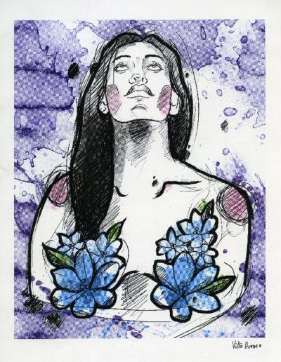 Vitta ( Rebel Tattoo ) Santiago de Chile